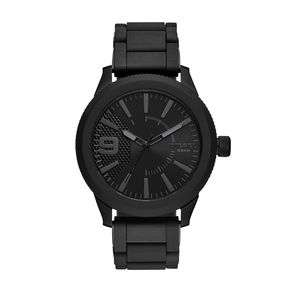 Relógio Diesel Silicone Black