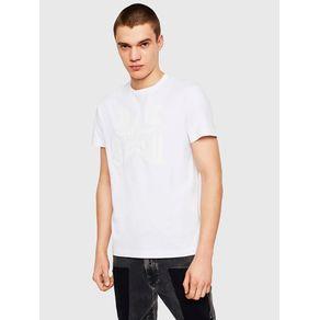 Camiseta Diesel T-Diego-A8 - Branco - M